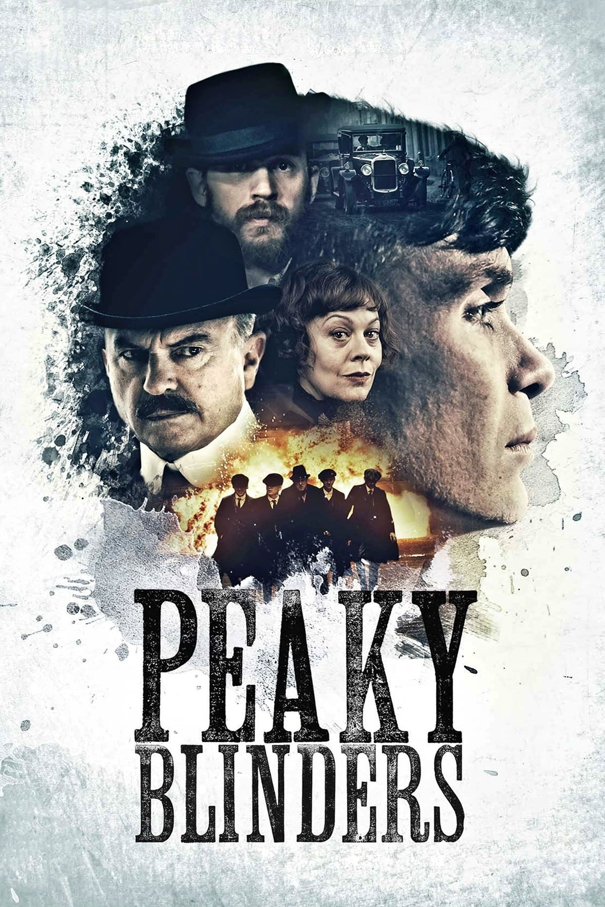 Peaky Blinders series tv complet