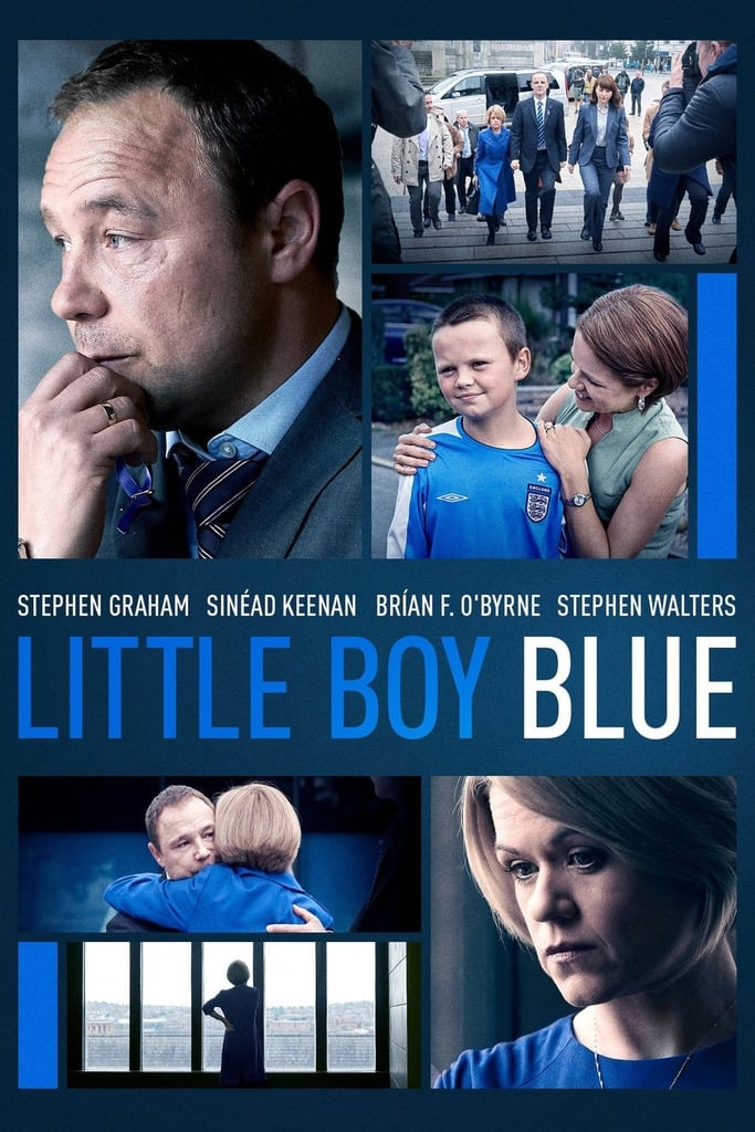 Little Boy Blue series tv complet