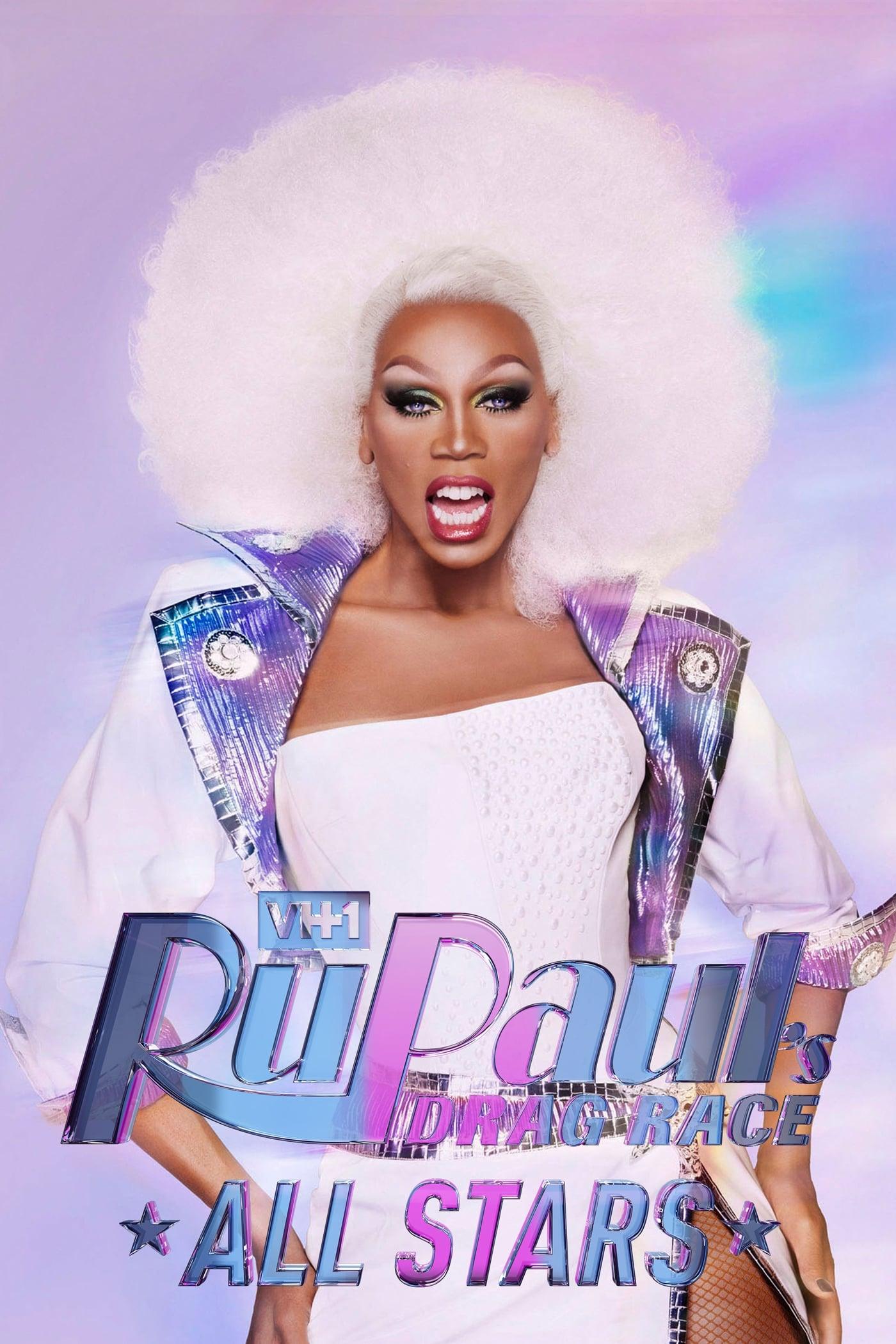 RuPaul's Drag Race All Stars series tv complet