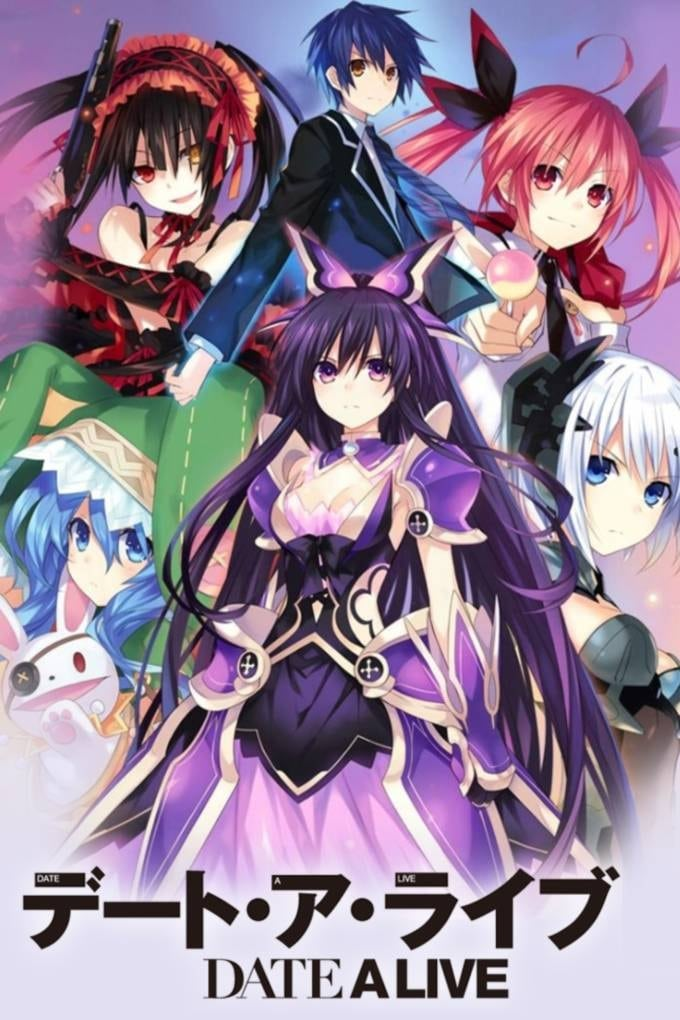 Date a Live series tv complet