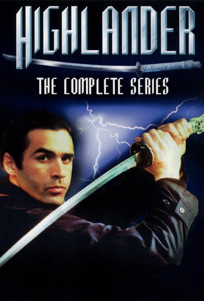 Highlander series tv complet