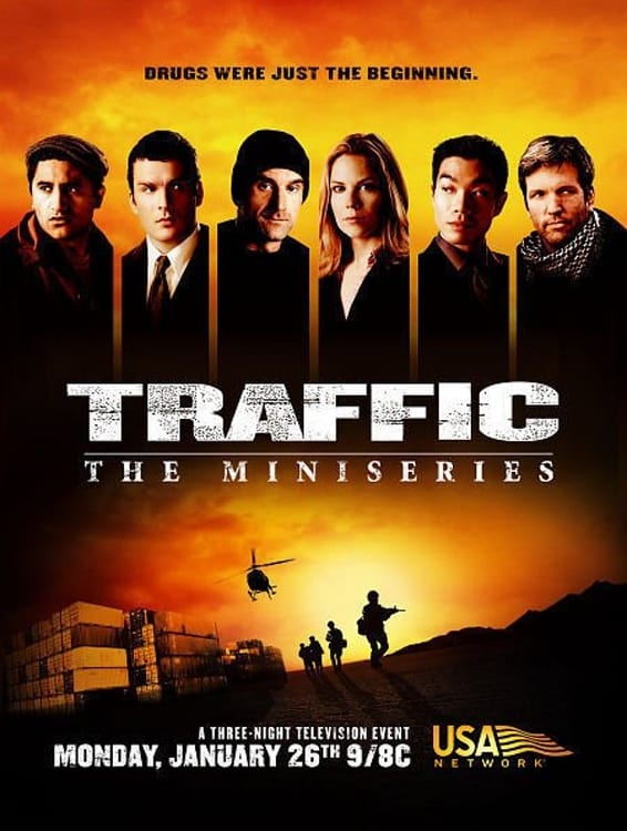 Traffic series tv complet