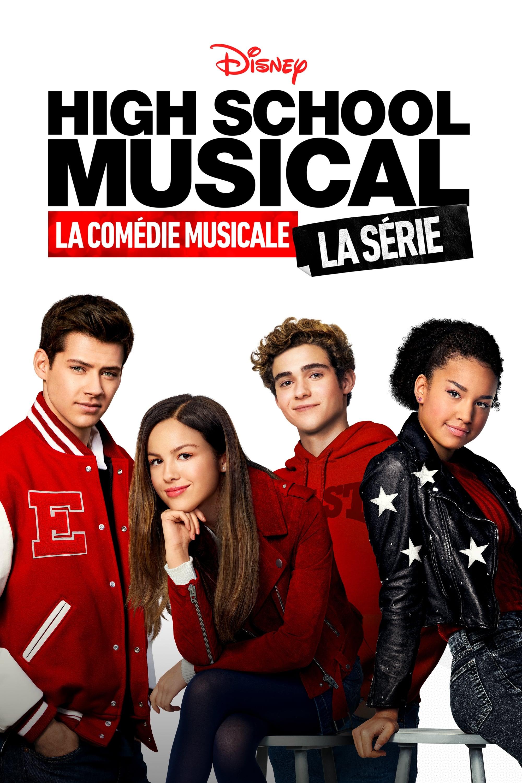 High School Musical : La Comédie Musicale : La Série series tv complet