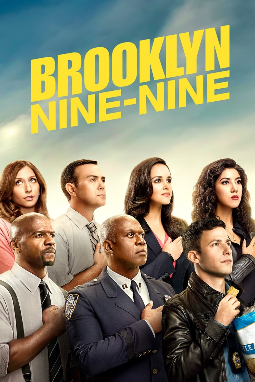 Brooklyn Nine-Nine series tv complet