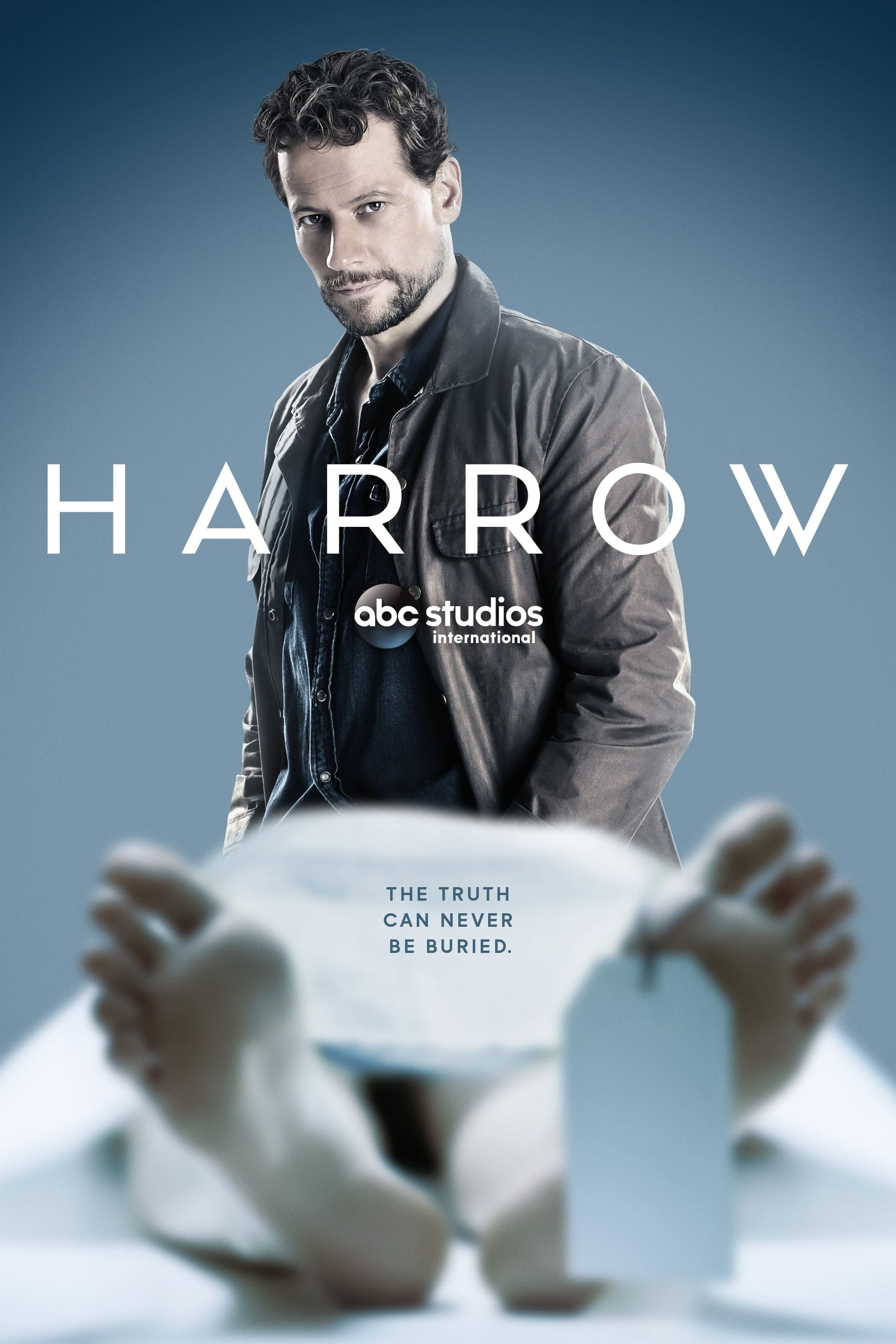Harrow series tv complet