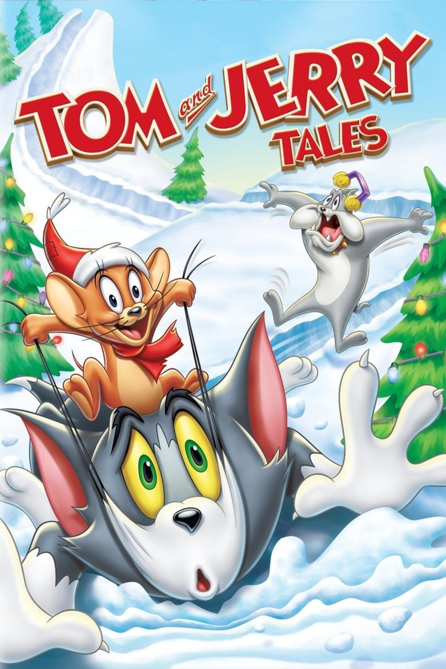 Tom et Jerry Tales series tv complet
