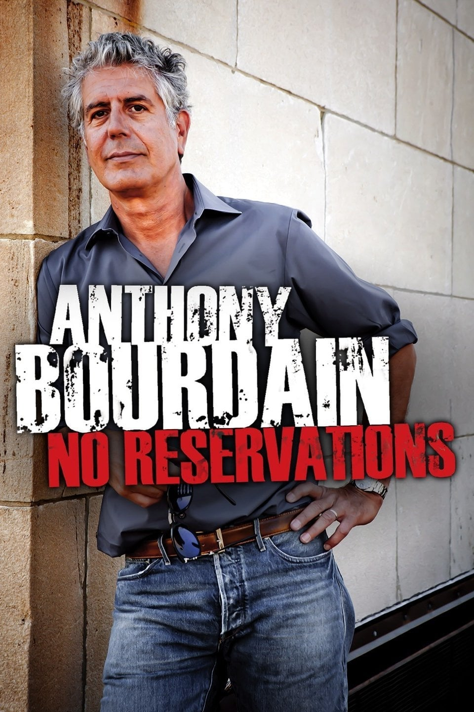 Anthony Bourdain: No Reservations series tv complet