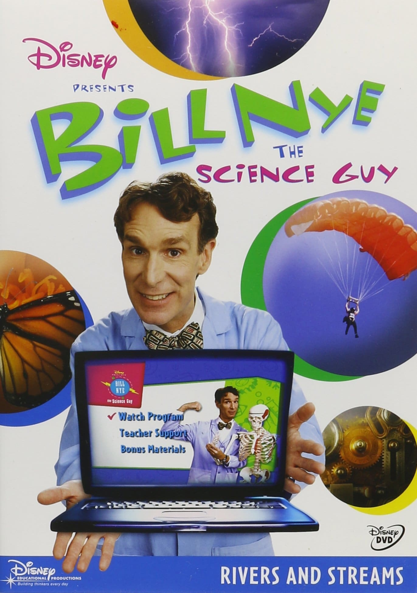 Bill Nye The Science Guy series tv complet