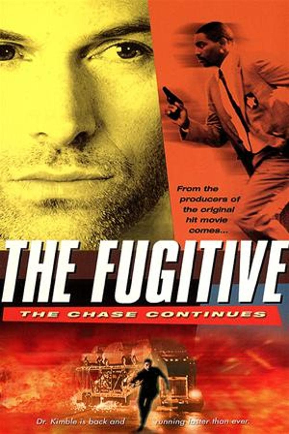 The Fugitive: The Chase Continues series tv complet