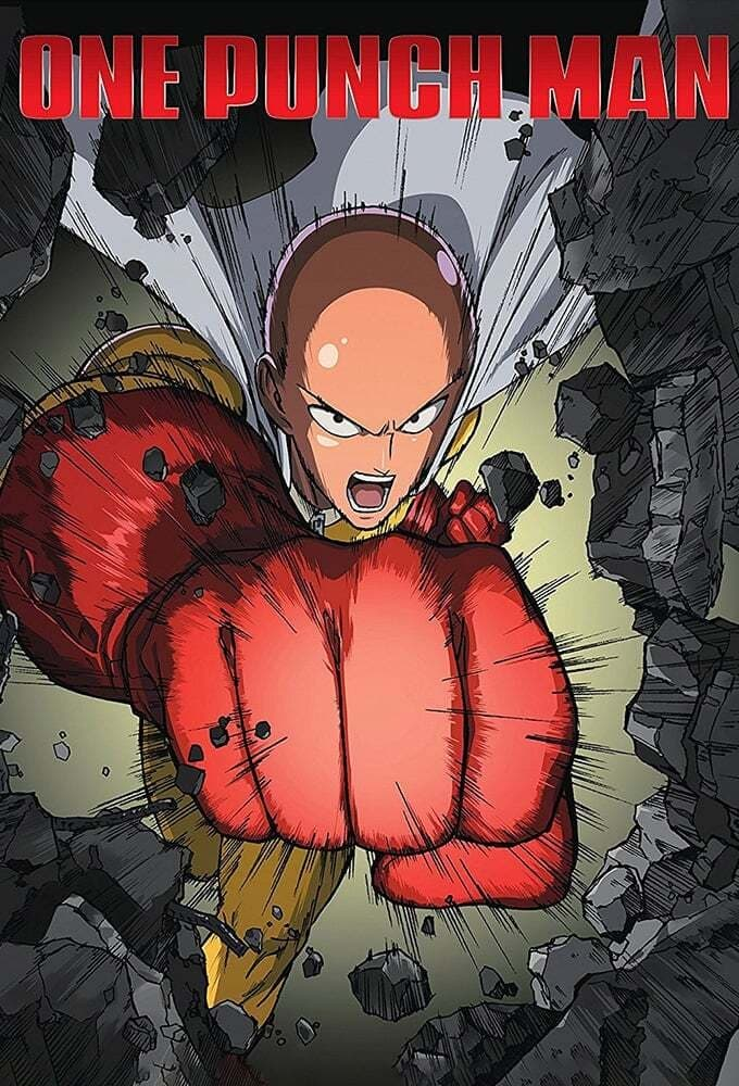 One Punch Man series tv complet