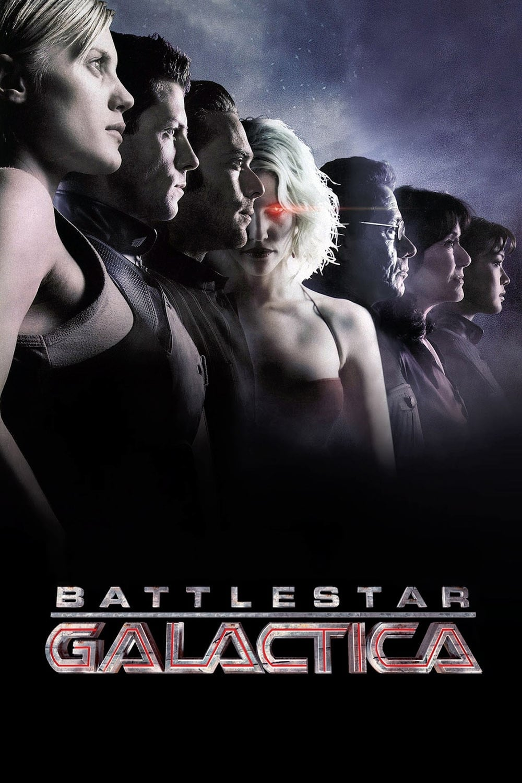 Battlestar Galactica series tv complet