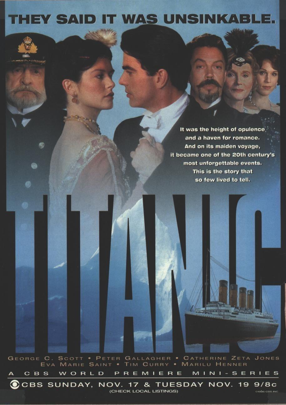 Titanic series tv complet