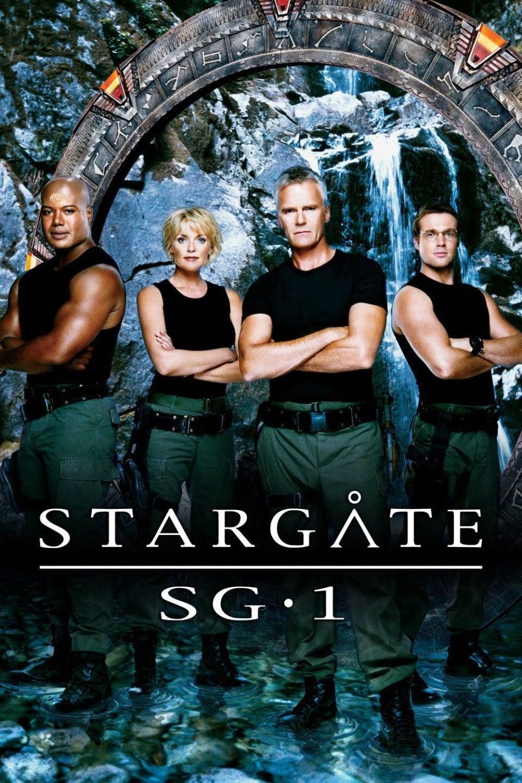 Stargate SG-1 series tv complet