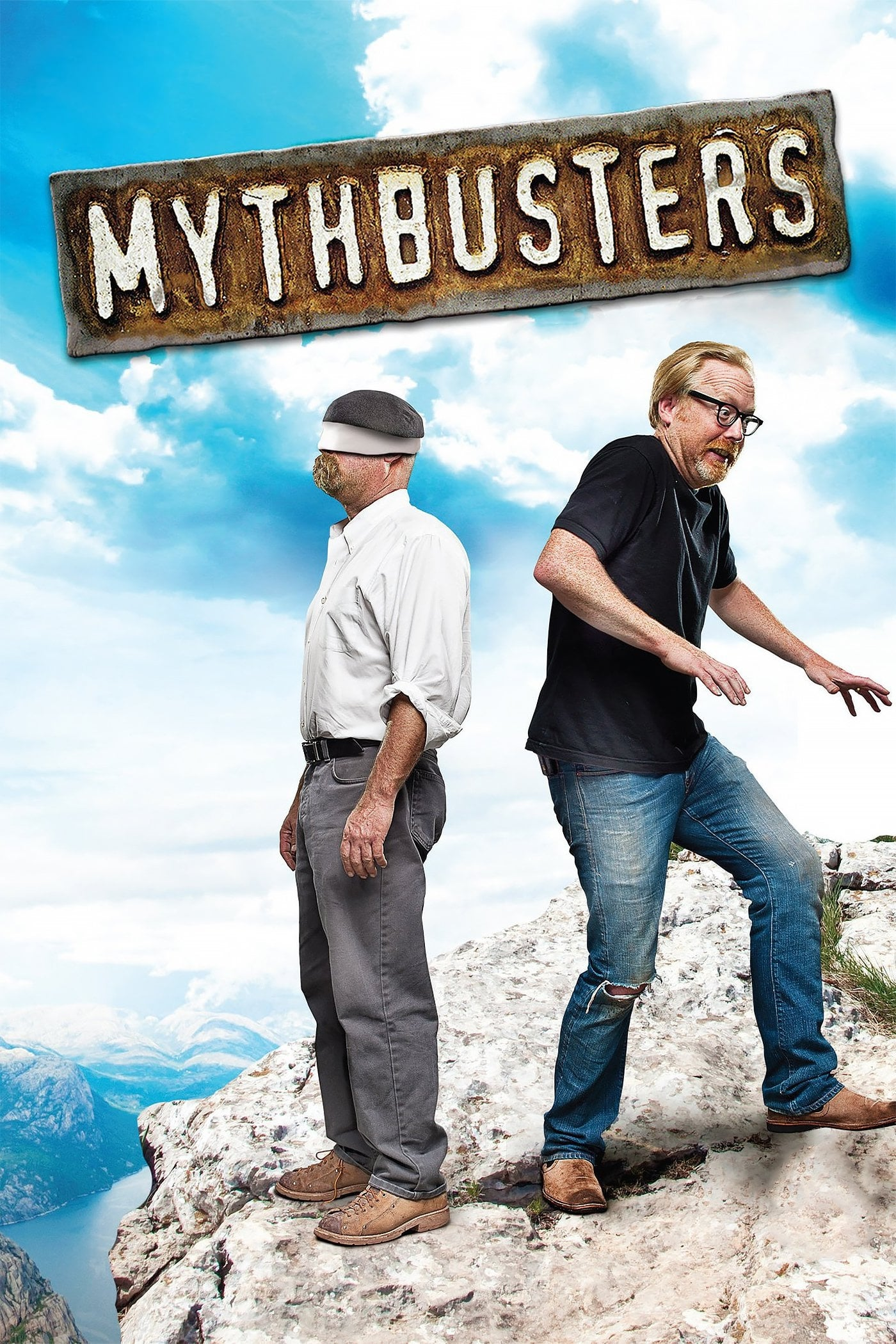 MythBusters series tv complet