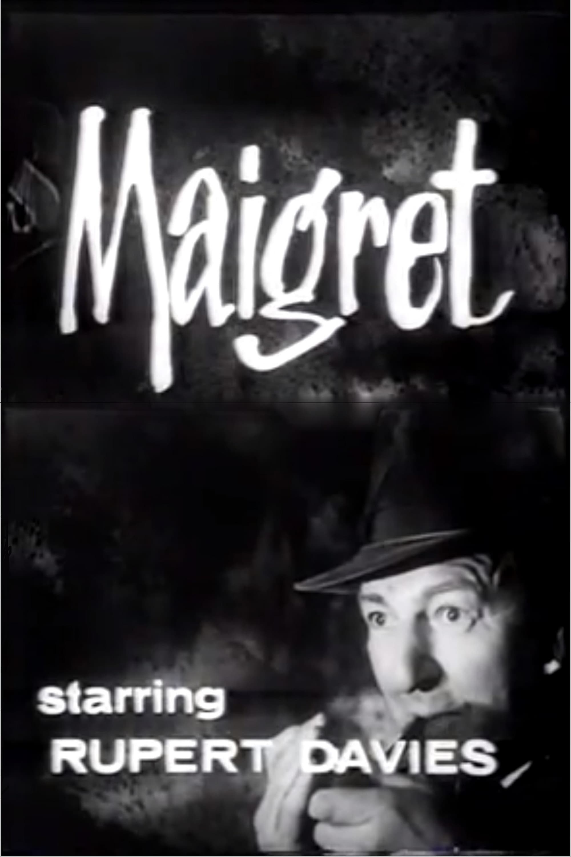 Inspector Maigret series tv complet