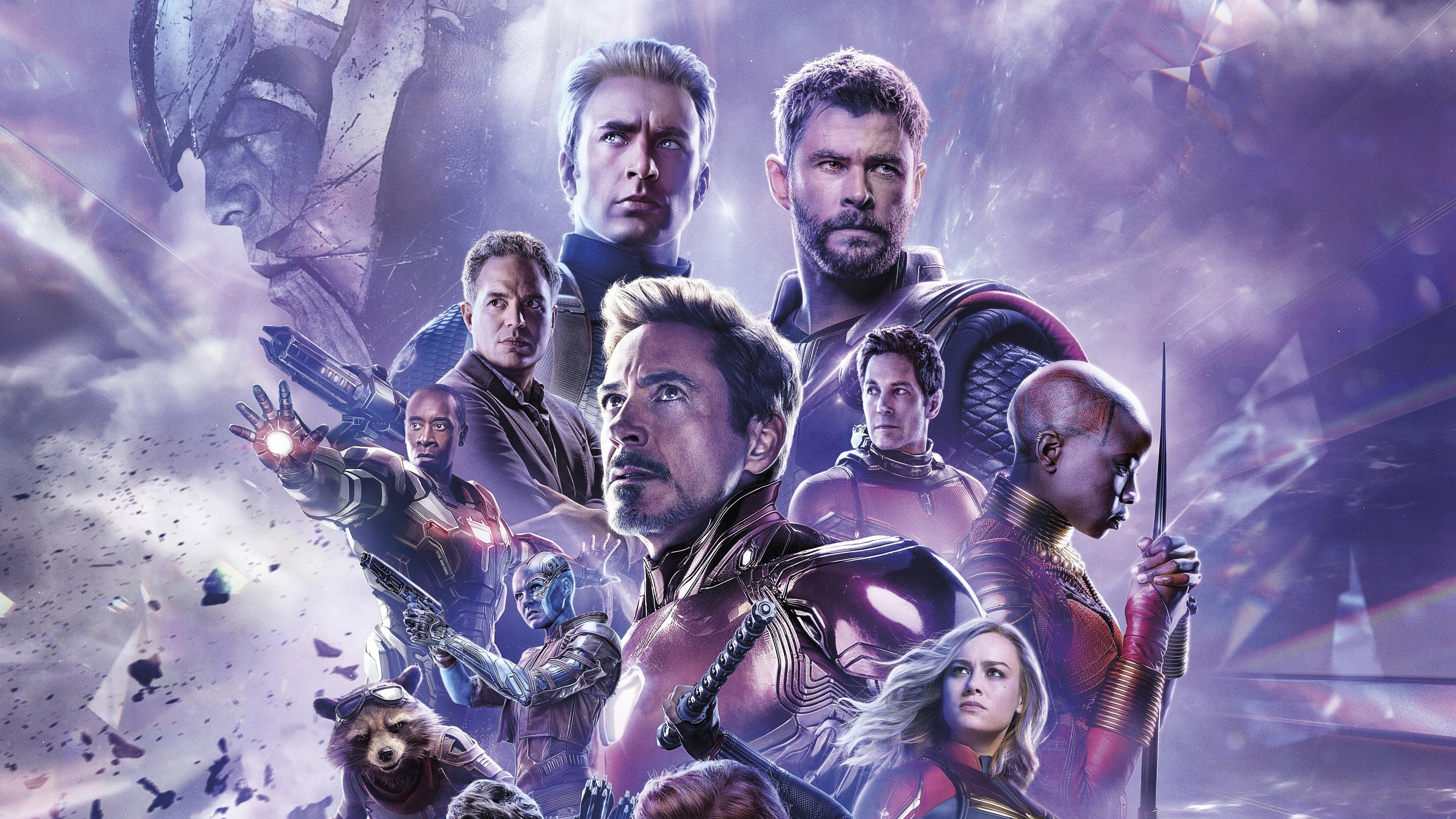 avengers: endgame (2019) - backdrops — the movie database (tmdb)