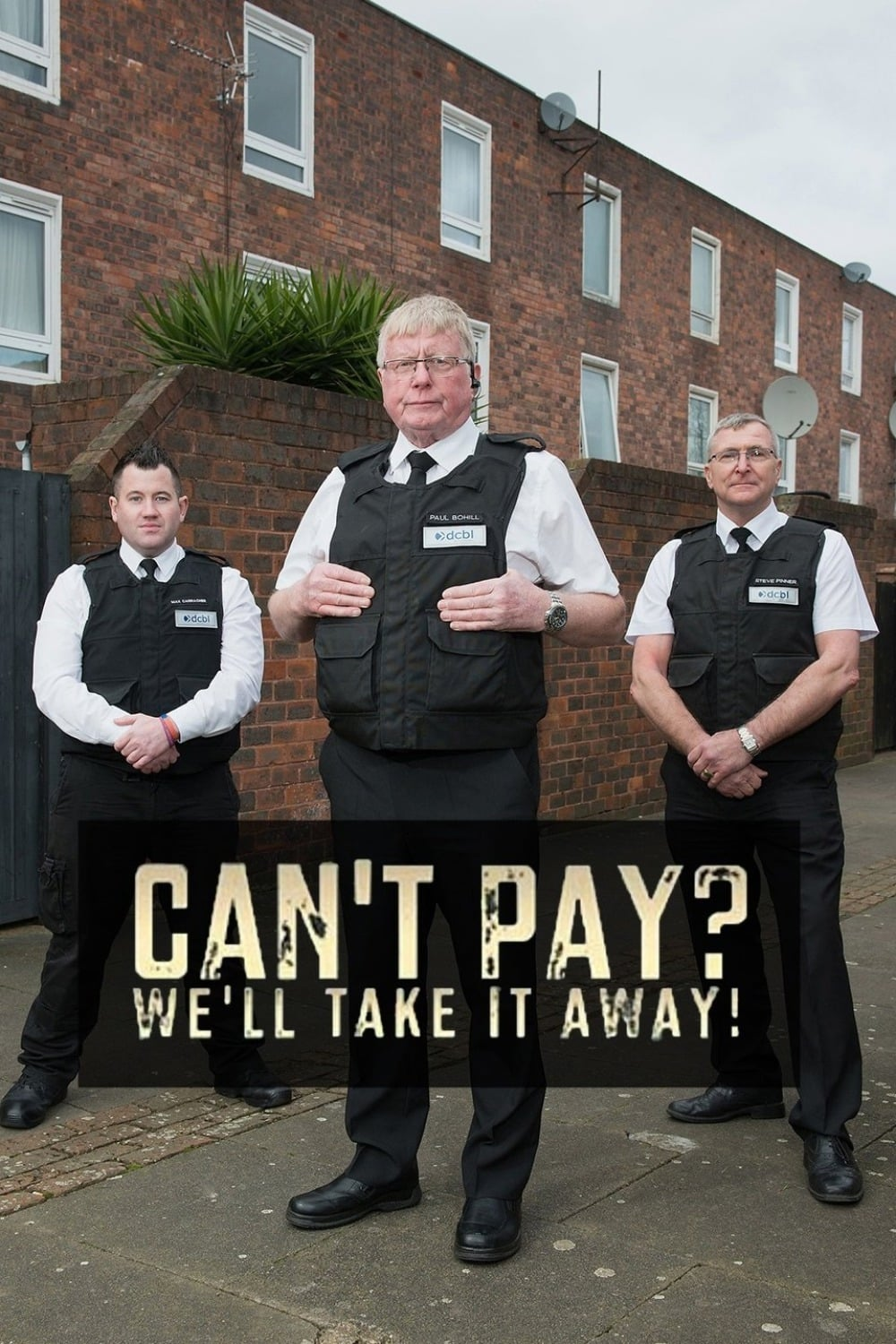 Can't Pay? We'll Take It Away! series tv complet