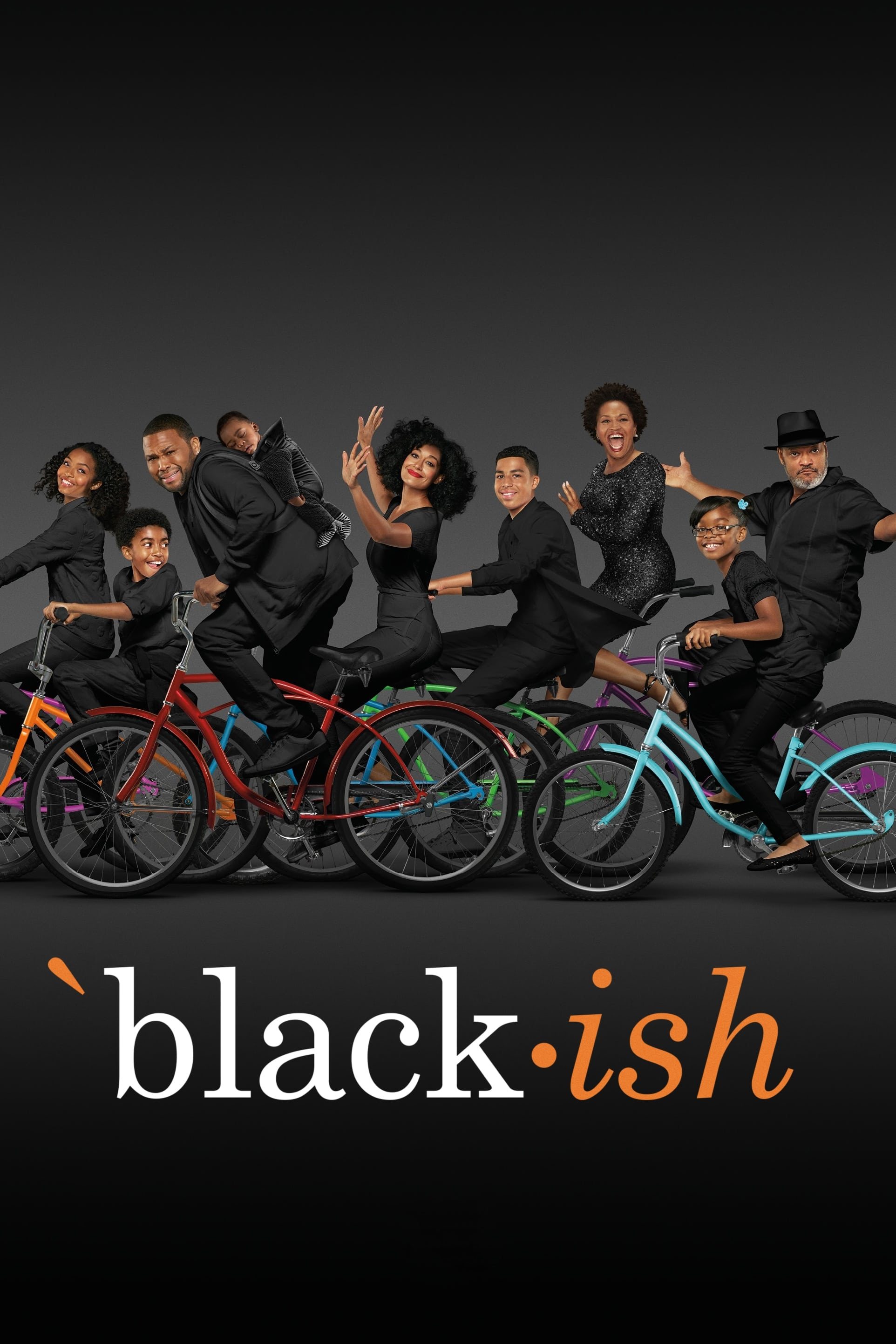 black-ish series tv complet