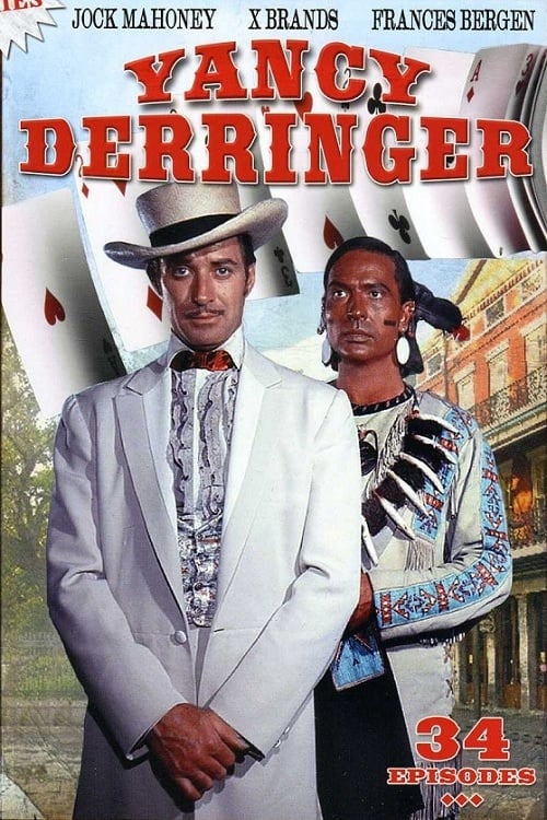 Yancy Derringer series tv complet