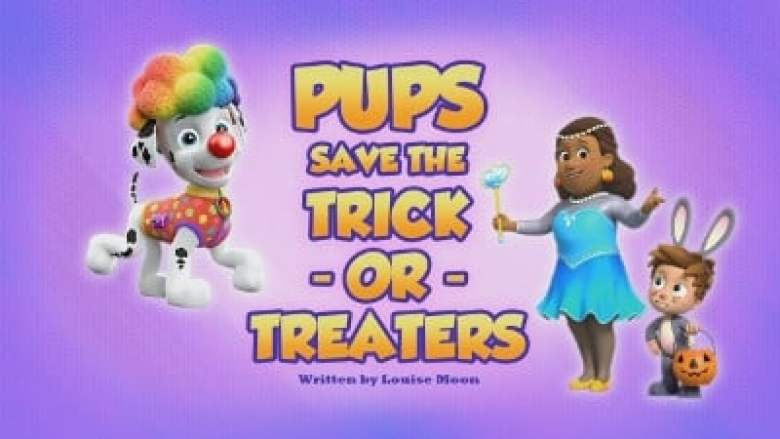 Save the Trick-or-Treaters