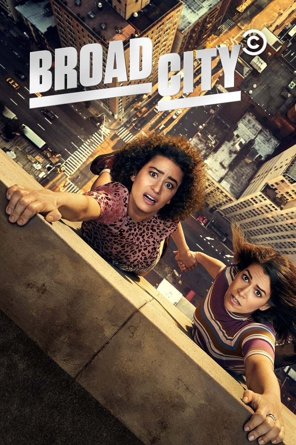 Broad City series tv complet