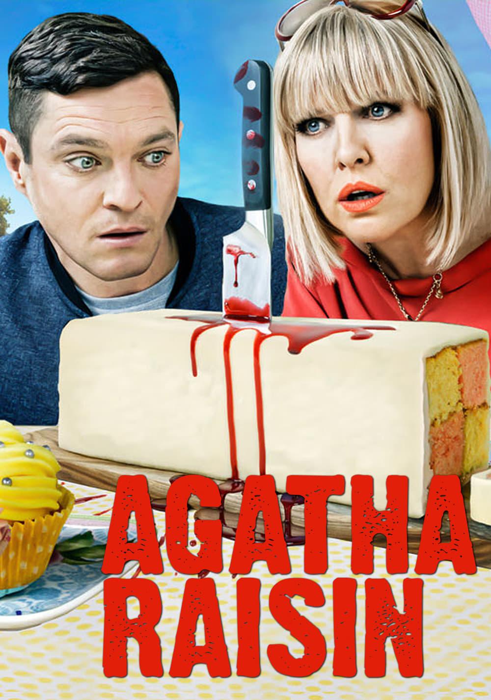 Agatha Raisin series tv complet