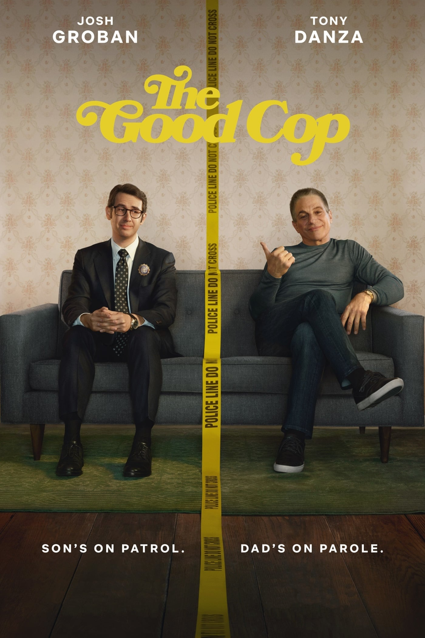 The Good Cop series tv complet