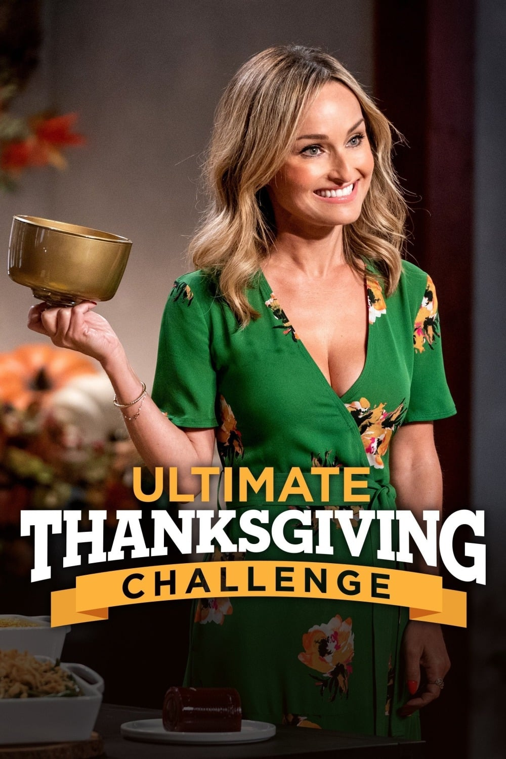 Ultimate Thanksgiving Challenge series tv complet