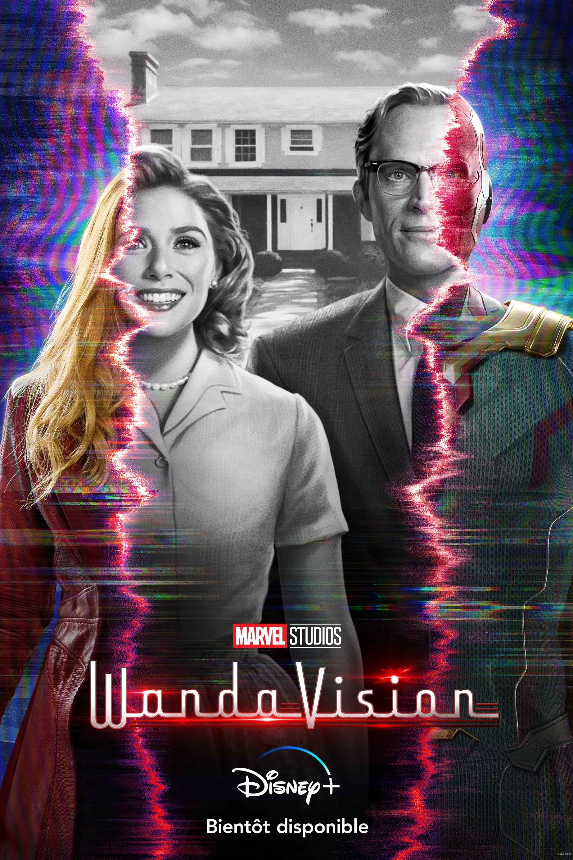 WandaVision series tv complet