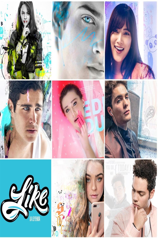 Like, la Leyenda series tv complet