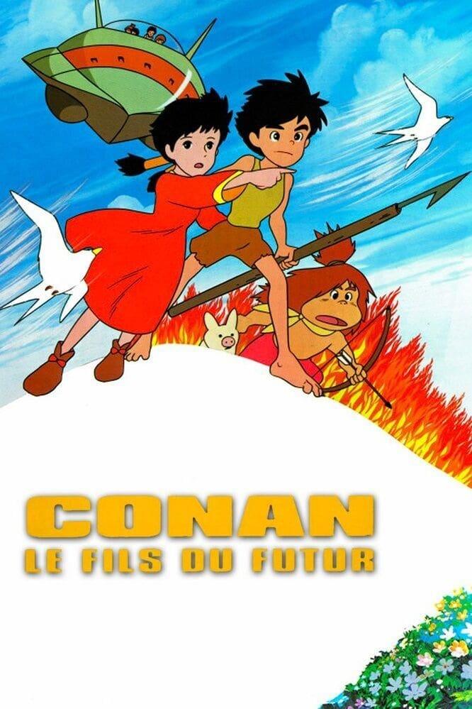 Conan le fils du futur series tv complet