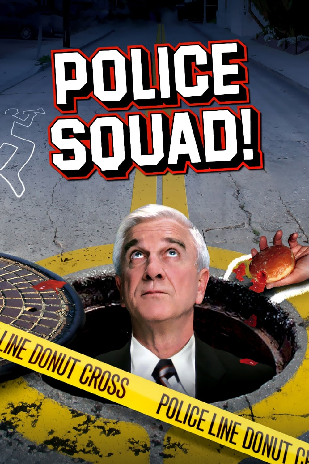 Police Squad ! series tv complet