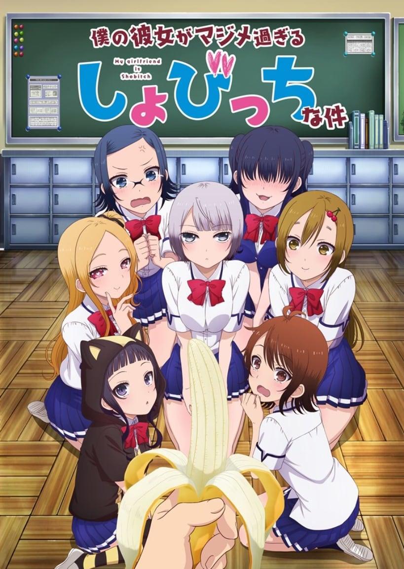 Boku no Kanojo ga Majime Sugiru Shojo Bitch na Ken series tv complet