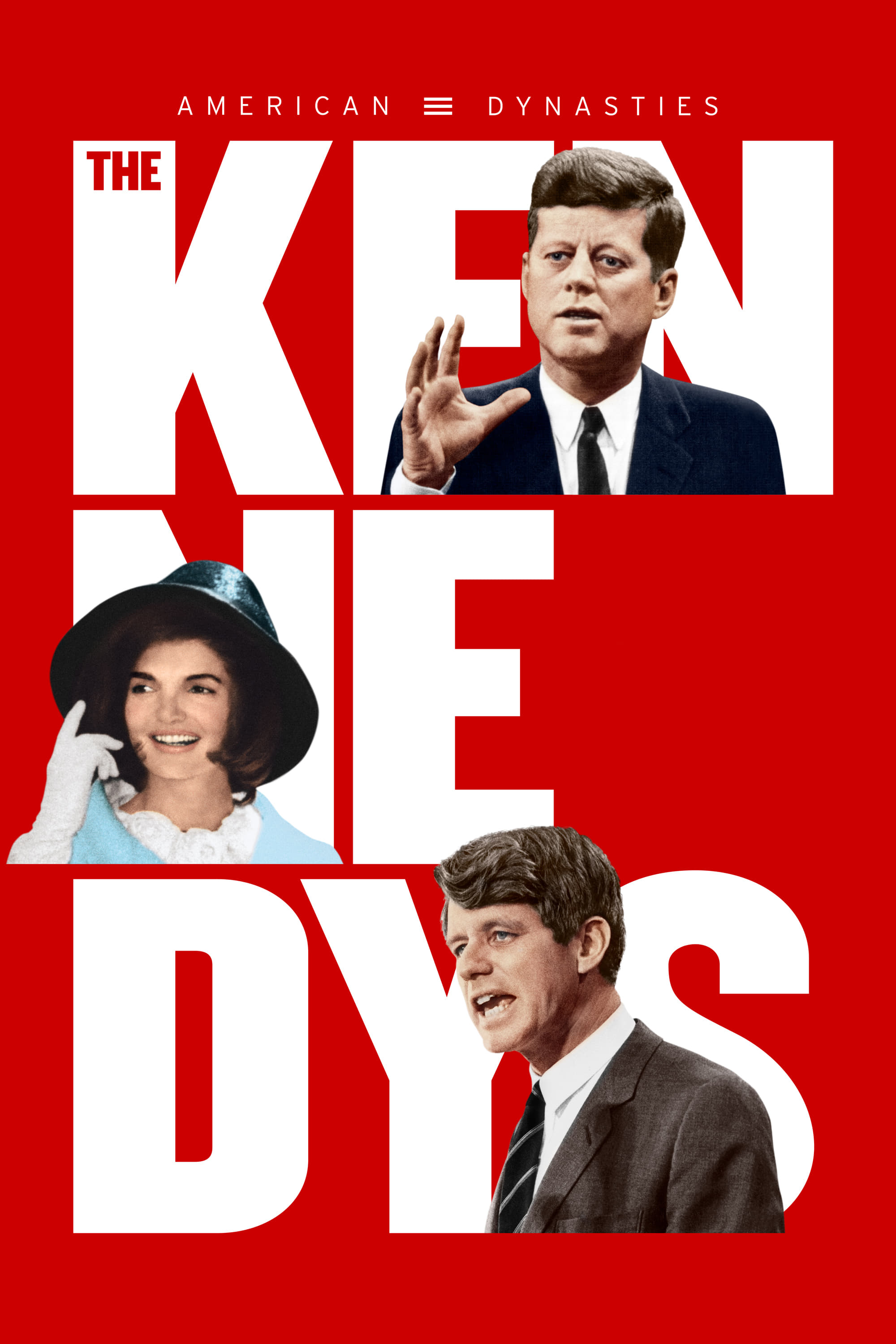 American Dynasties: The Kennedys series tv complet