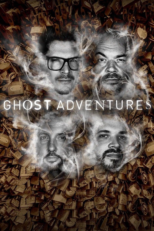 Ghost Adventures series tv complet