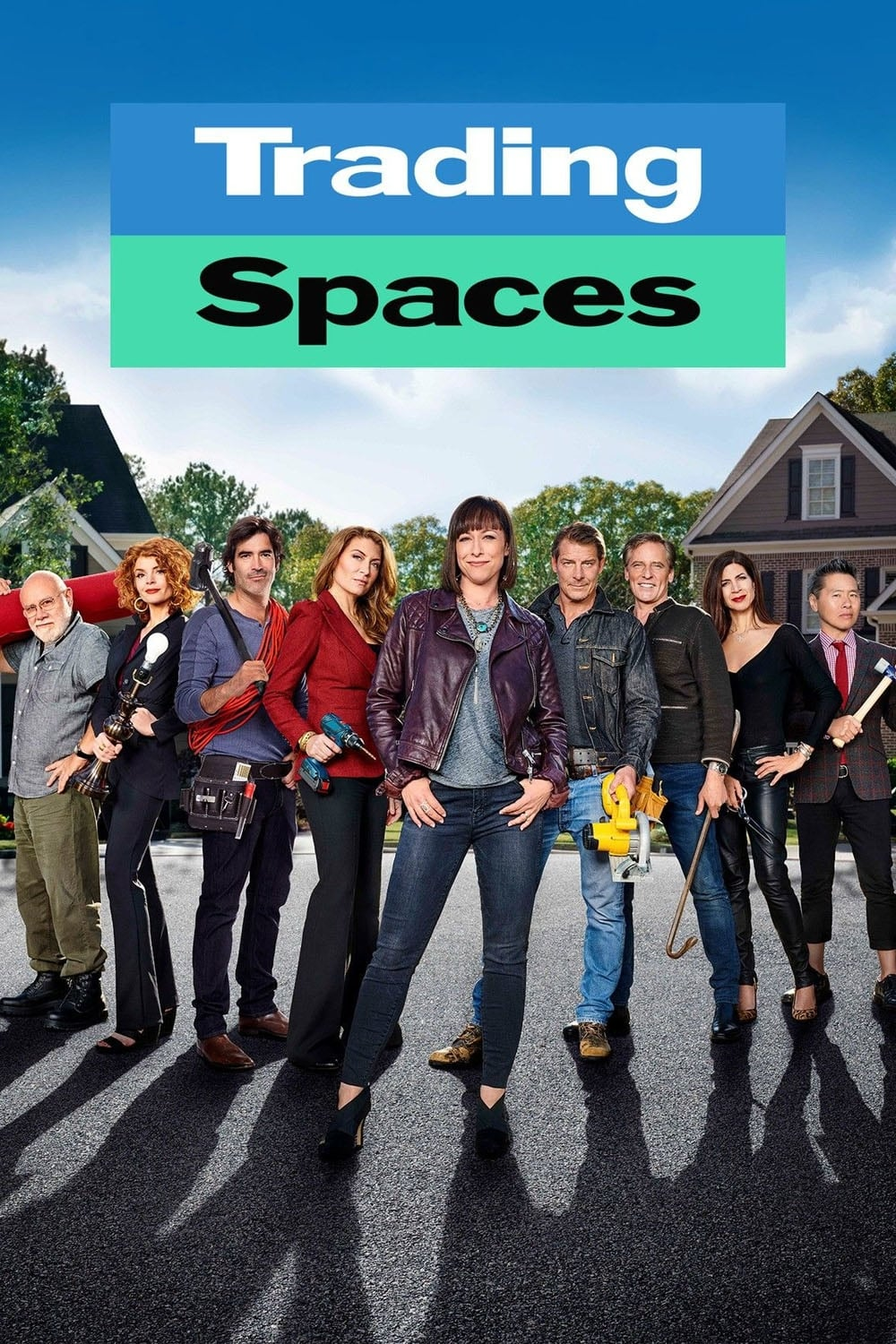 Trading Spaces series tv complet