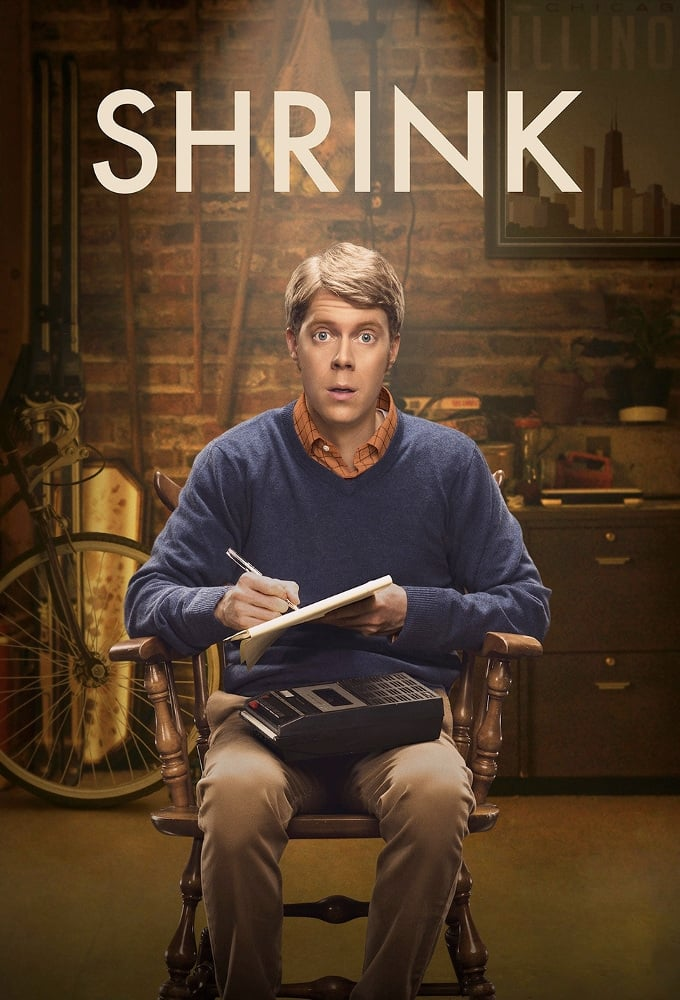 Shrink series tv complet