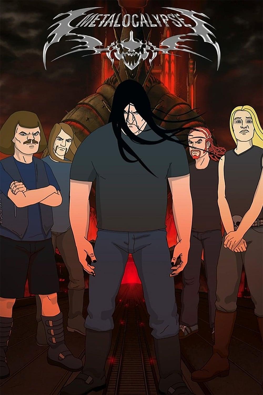 Metalocalypse series tv complet