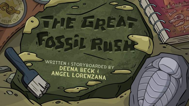 The Great Fossil Rush