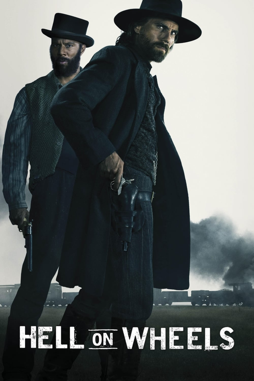 Hell on Wheels : L'Enfer de l'Ouest   series tv complet