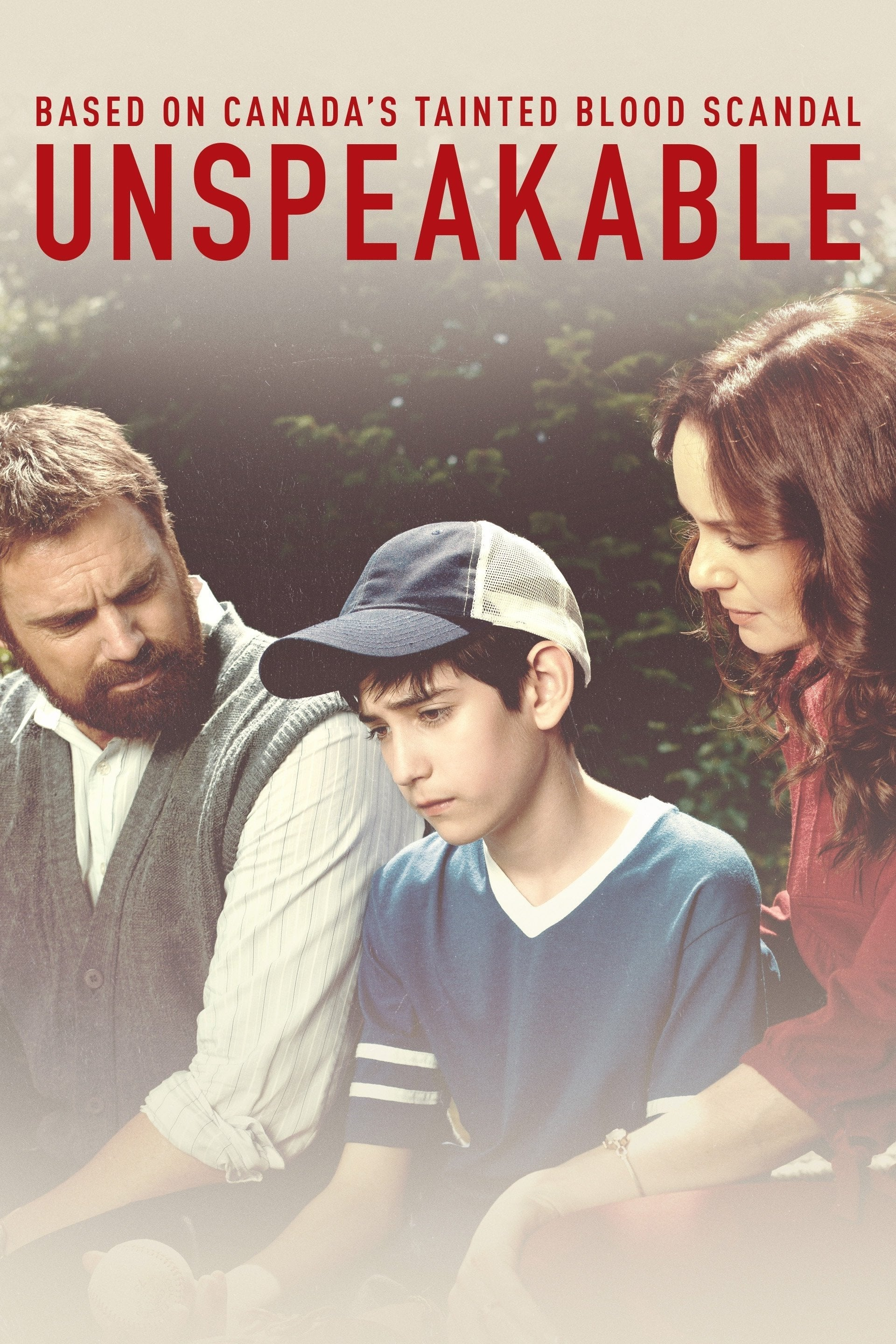 Unspeakable series tv complet