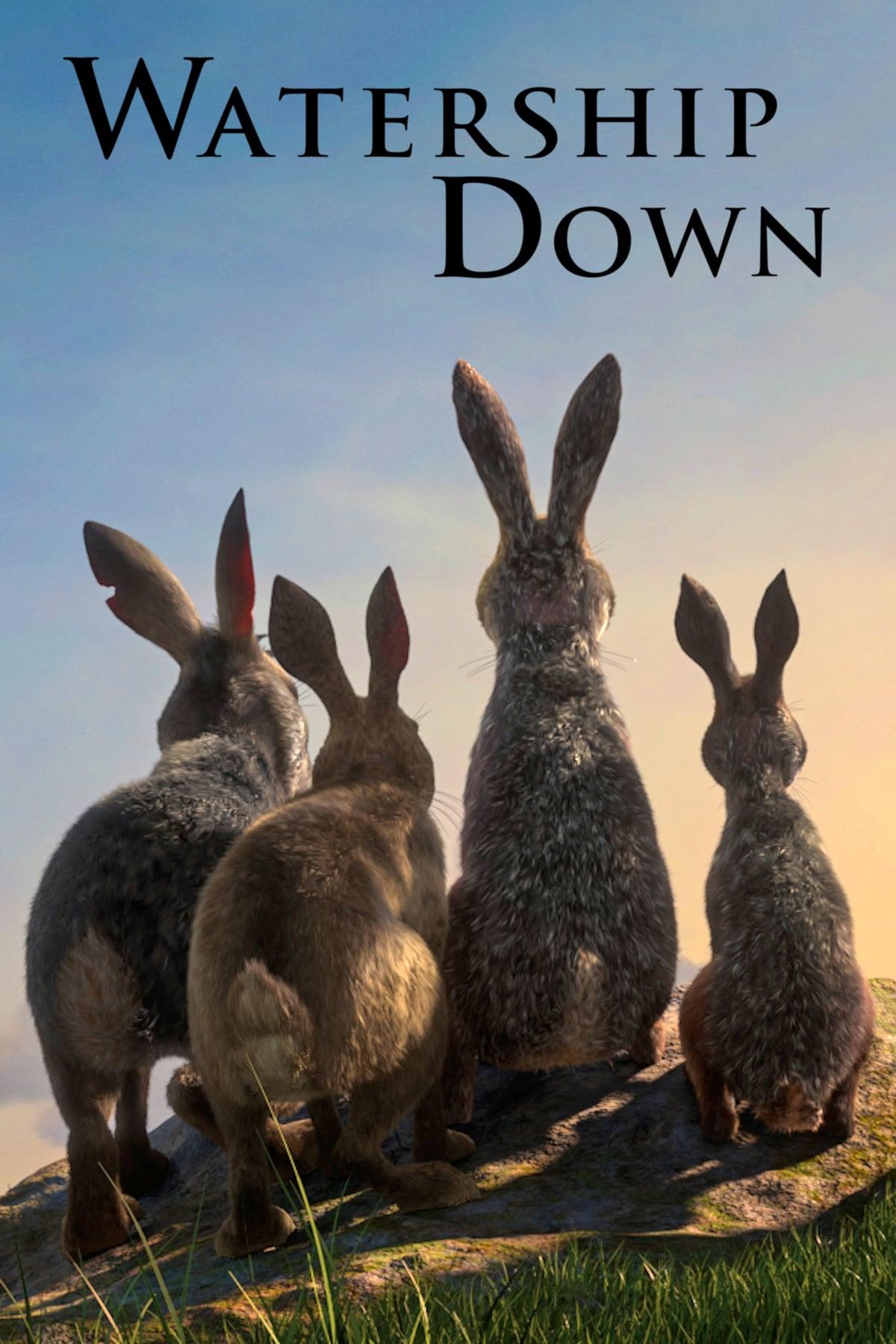 La Colline aux lapins series tv complet