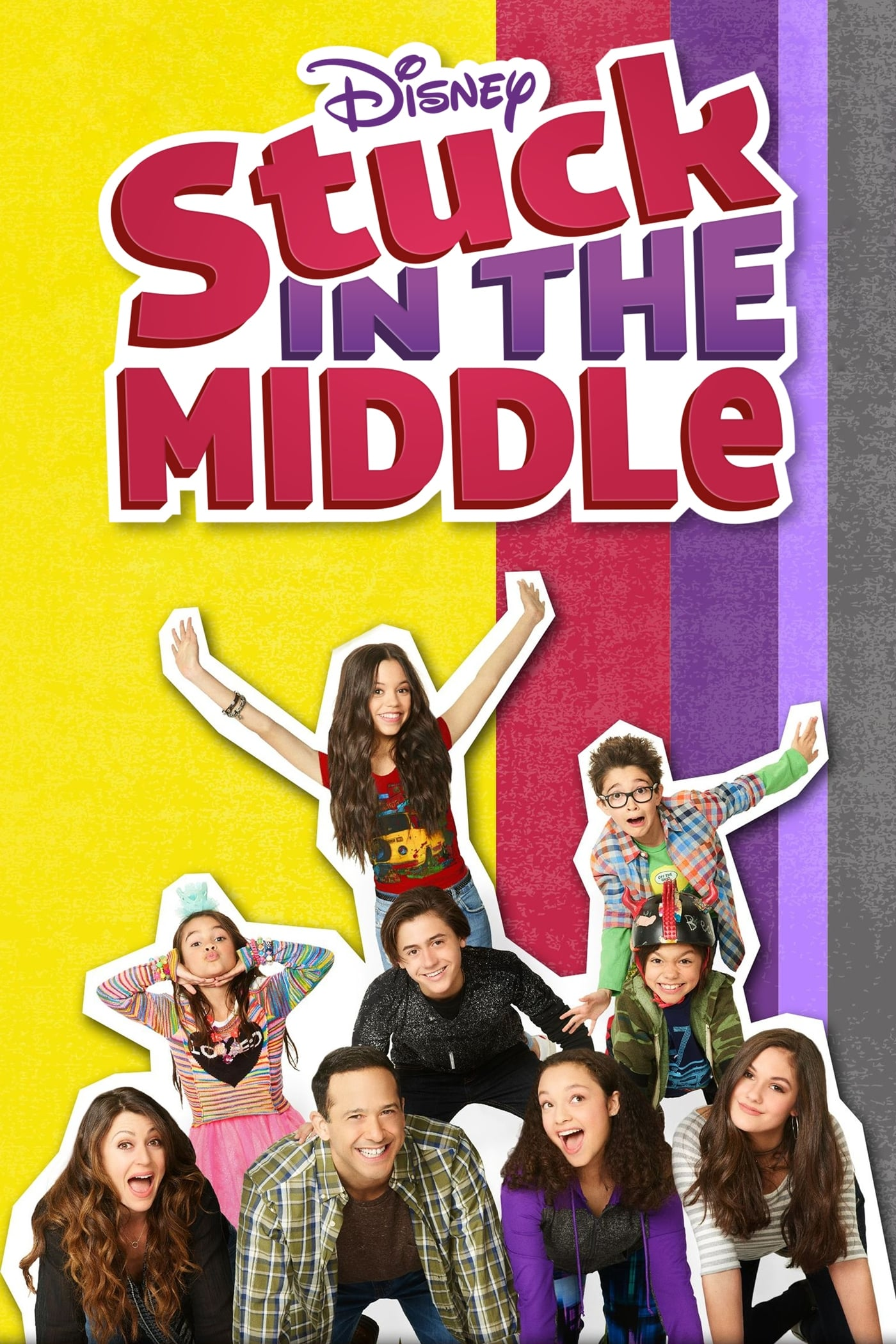 Stuck in the Middle series tv complet
