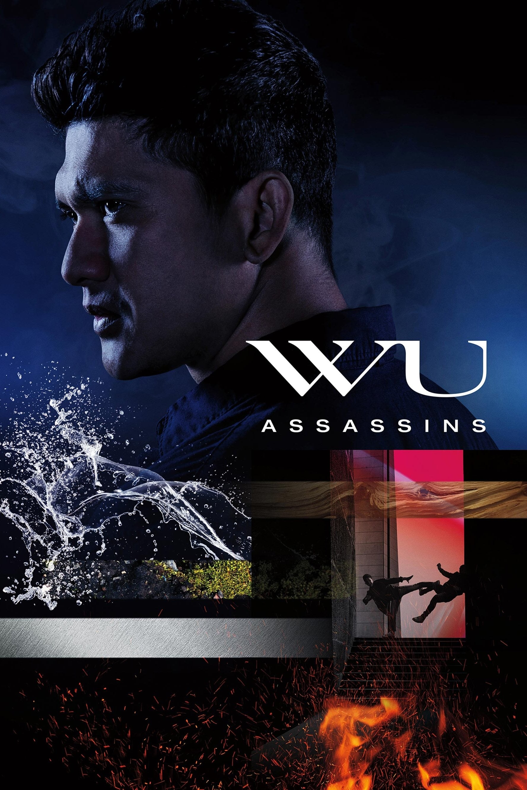 Wu Assassins series tv complet