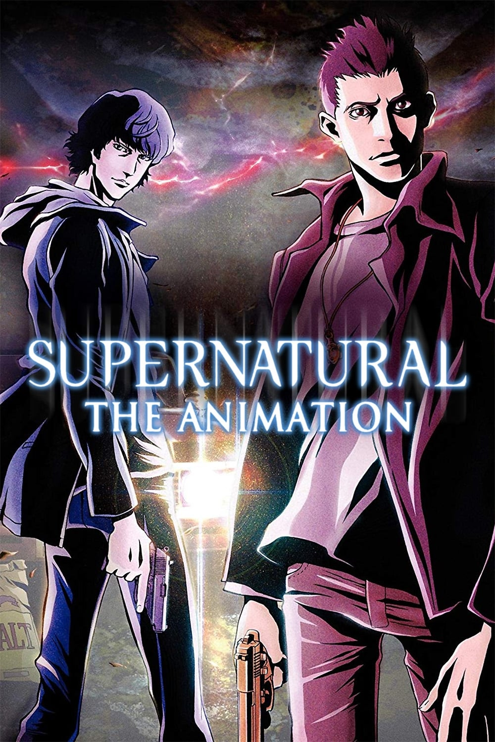 Supernatural The Animation series tv complet