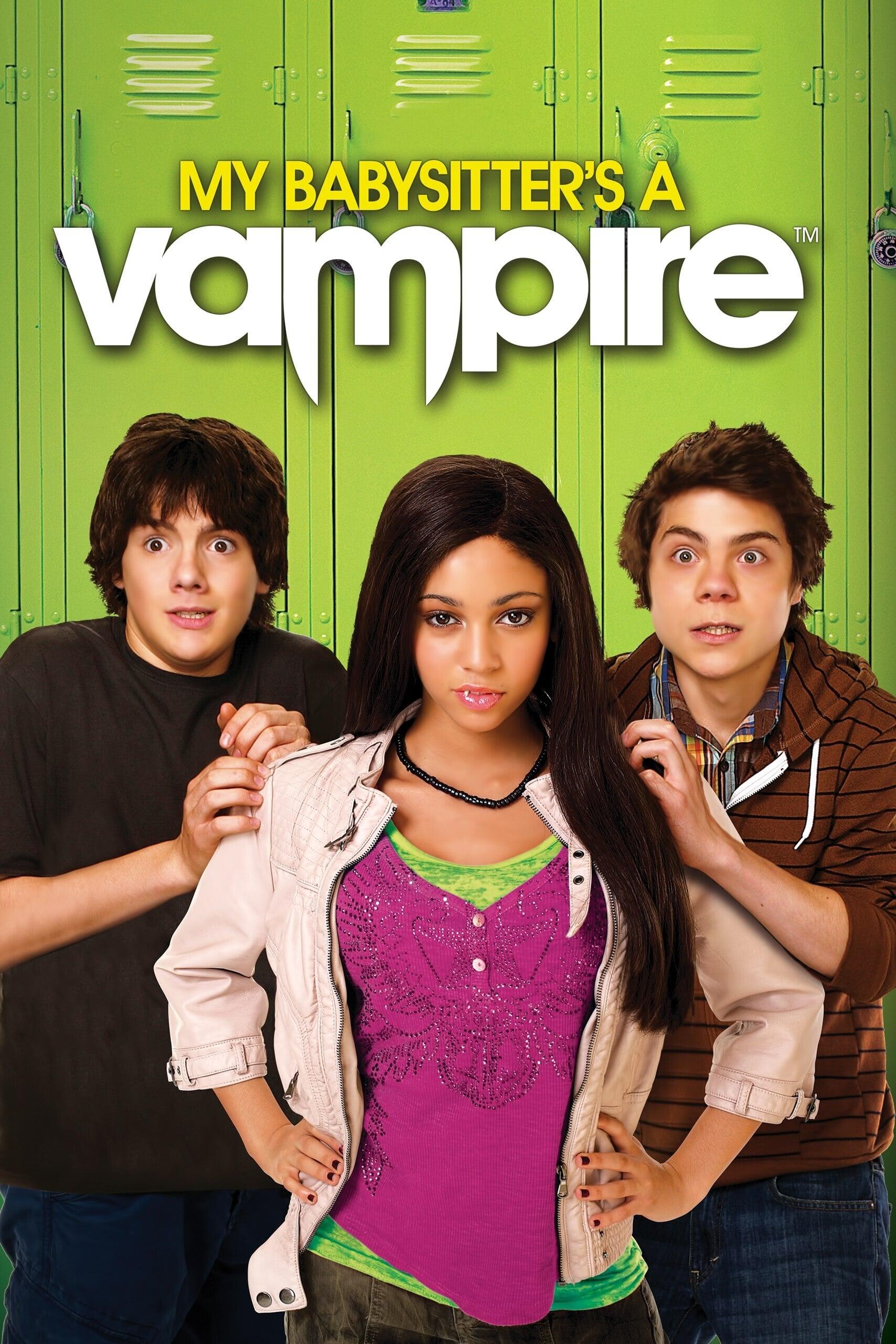 Ma baby-sitter est un vampire series tv complet