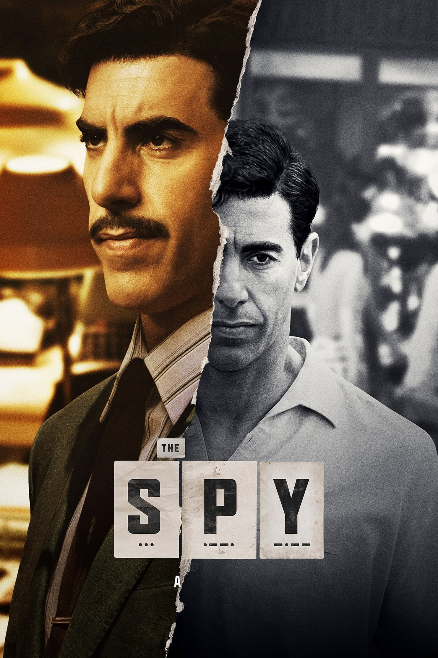 The Spy series tv complet