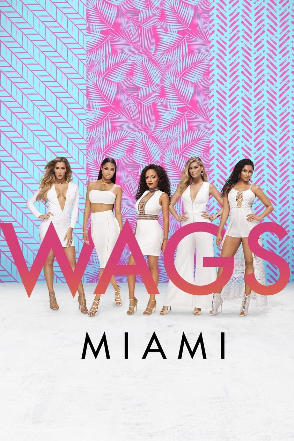 WAGS Miami series tv complet