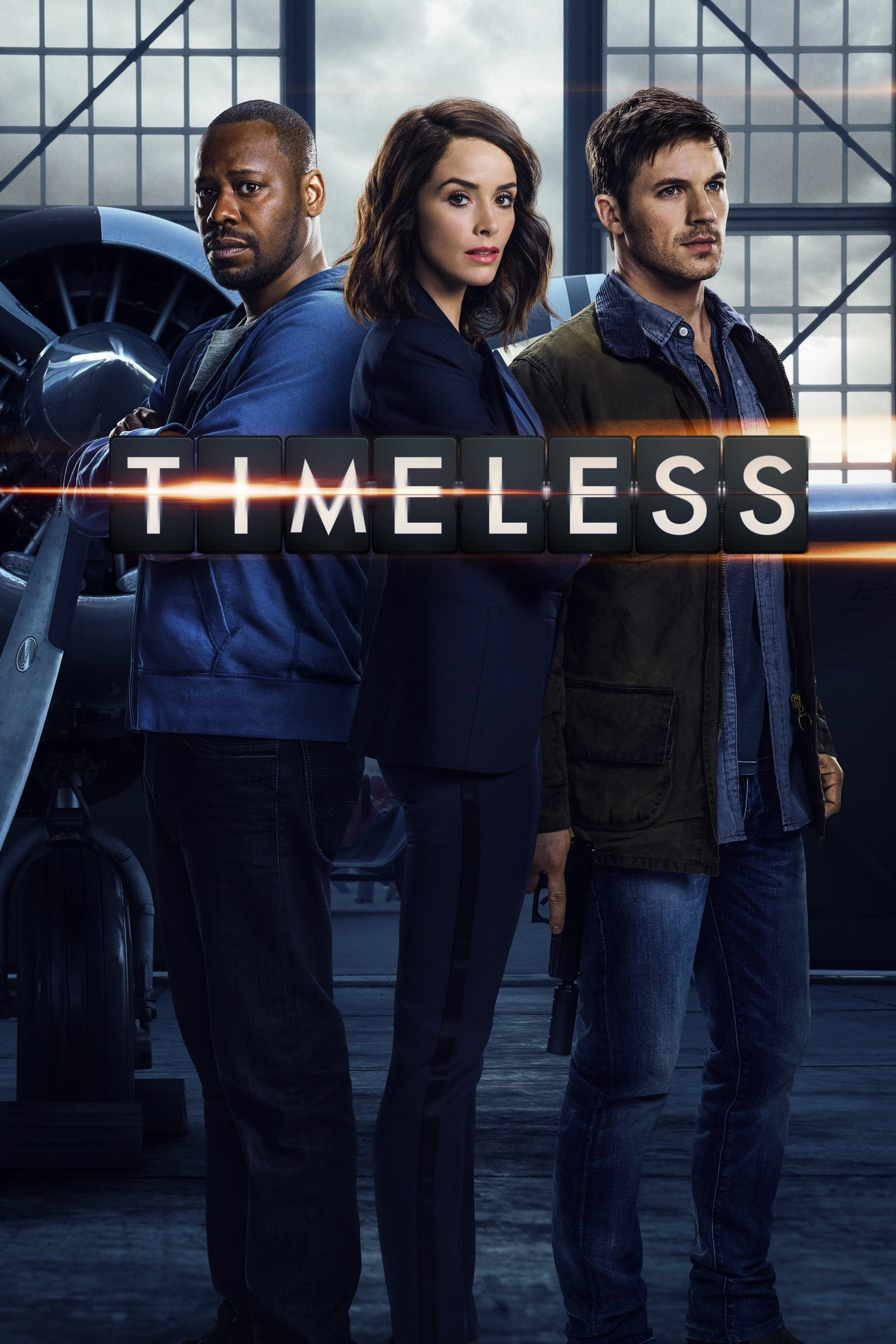 Timeless series tv complet