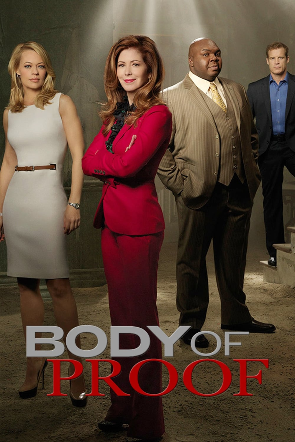 Body of Proof series tv complet